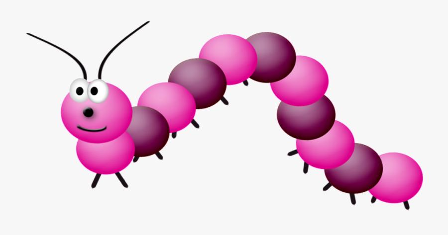 Download Caterpillar Png Clipart - Cartoon Transparent Background Caterpillar Png, Transparent Clipart