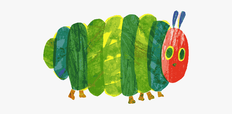 Hungry Caterpillar Clipart Bo - Very Hungry Caterpillar Fat Caterpillar, Transparent Clipart