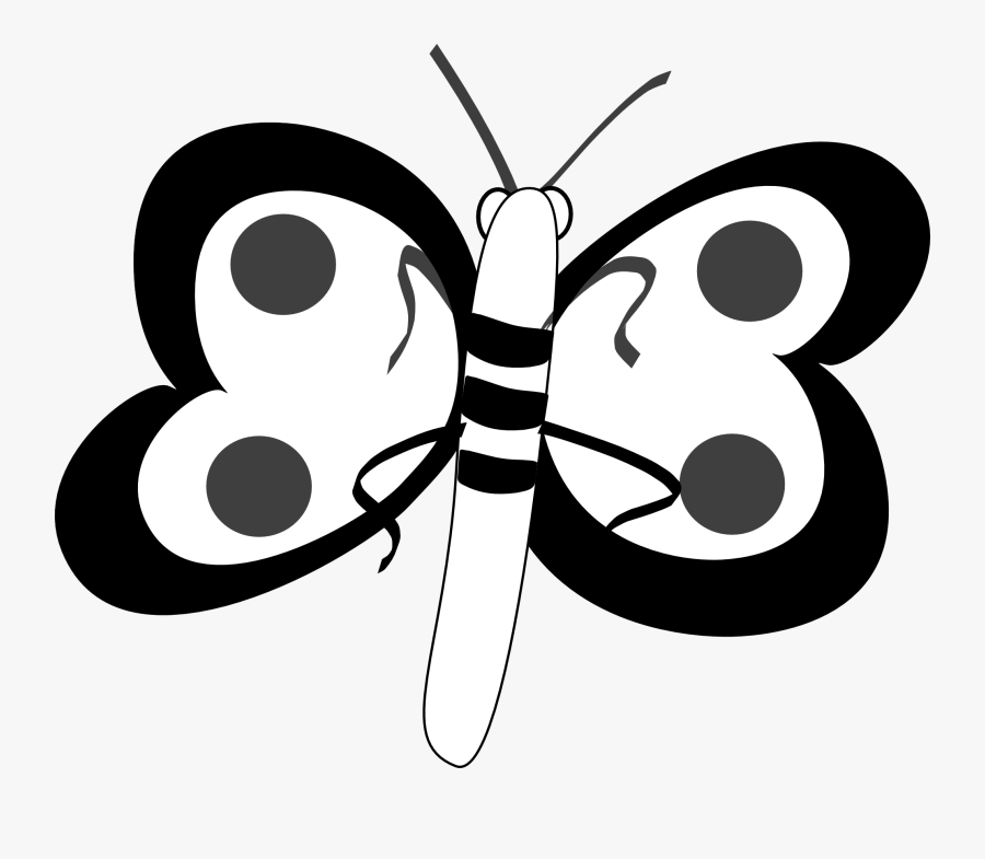 Caterpillar Clipart Black And White Free - Butterflies Hands Clipart Black And White, Transparent Clipart