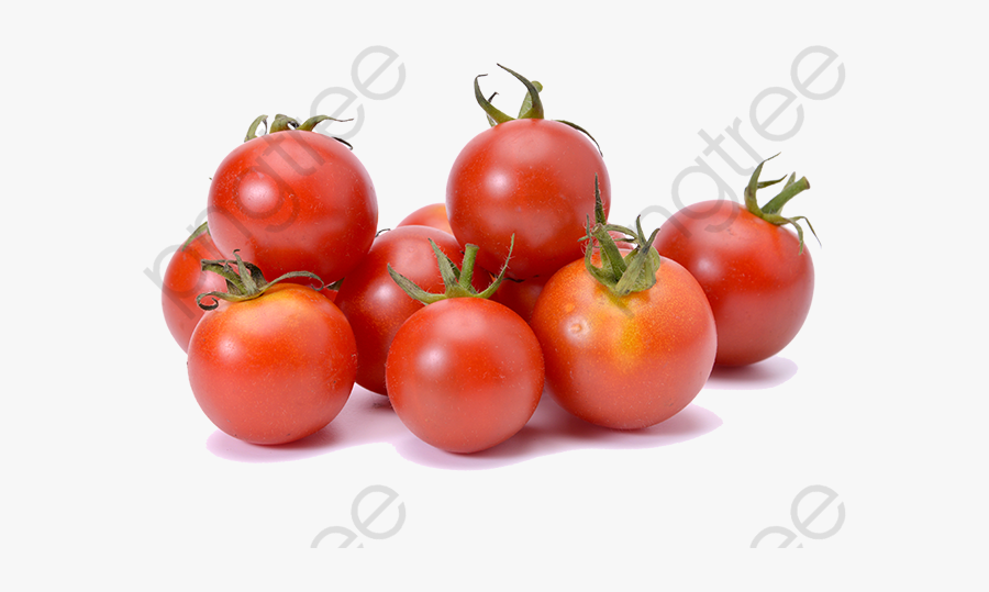 Cherry Clipart Small - Cherry Tomato Png, Transparent Clipart