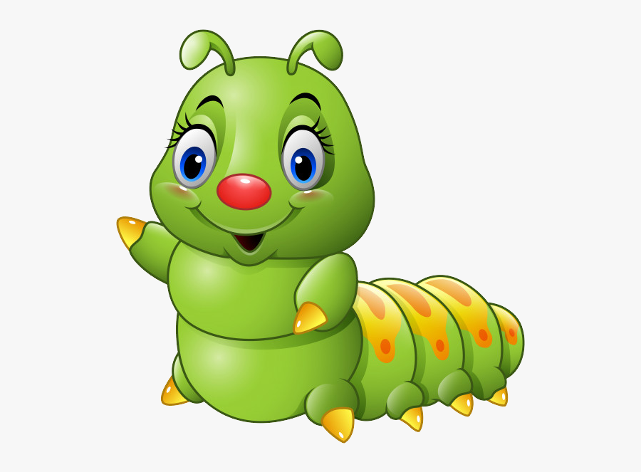 Caterpillar Png - Clipart Butterfly Life Cycle, Transparent Clipart