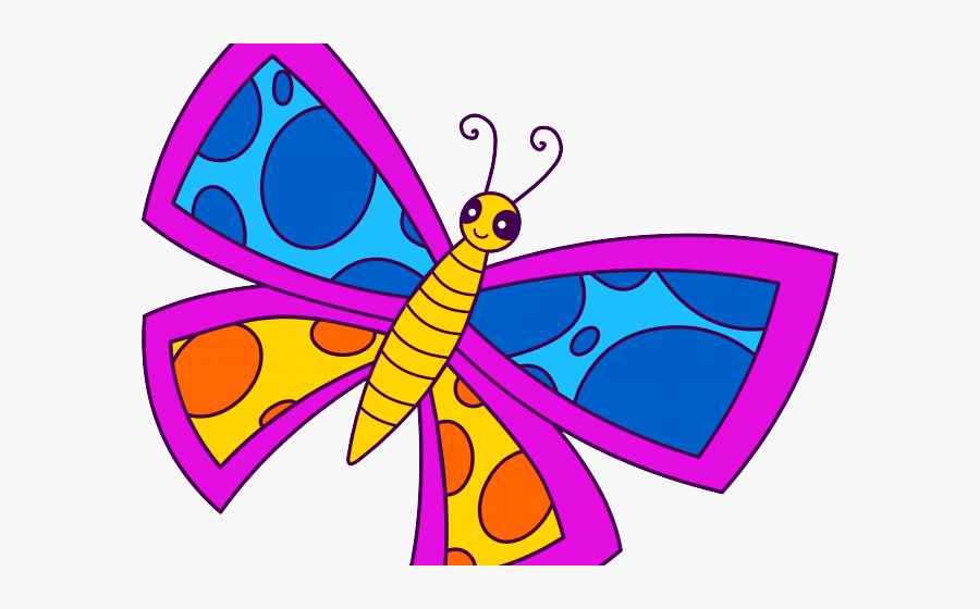 Transparent Inch Worm Clipart - Clip Art Butterfly, Transparent Clipart