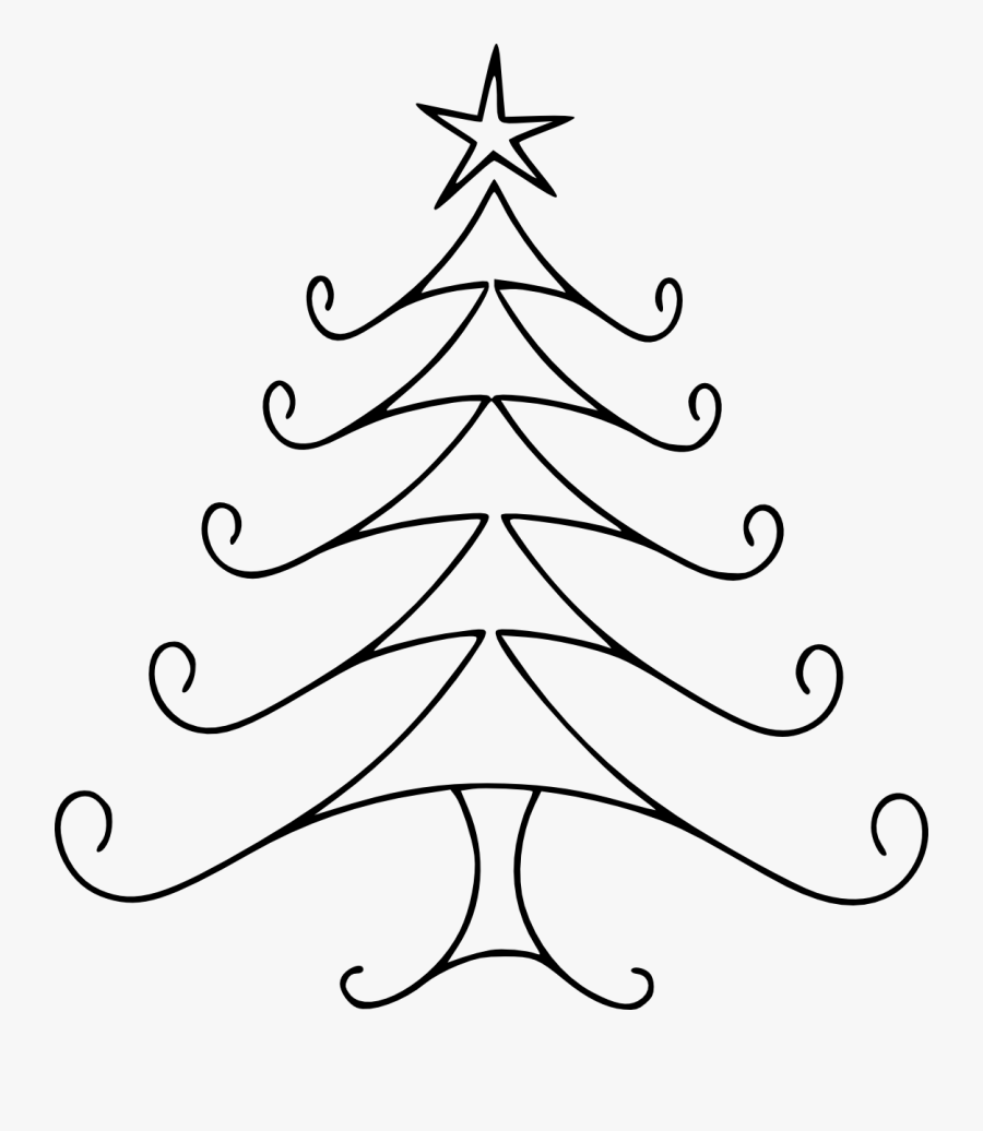 Christmas Clipart Drawing At Getdrawings - Simple Christmas Decoration Drawing, Transparent Clipart