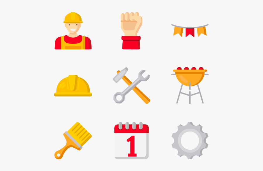 Labour Day Png File - Labour Day Icons, Transparent Clipart
