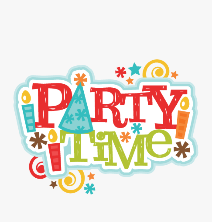 Clipart Party Time Free Clipart Download Rh Thelockinmovie - Party Time Clipart Free, Transparent Clipart