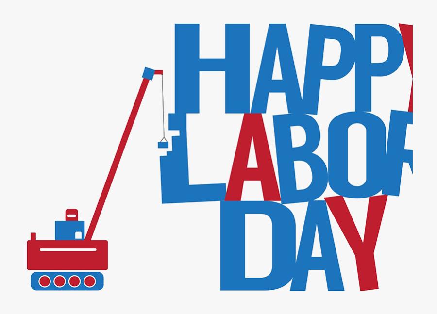 Labor Day Transparent - Transparent Happy Labour Day Png, Transparent Clipart