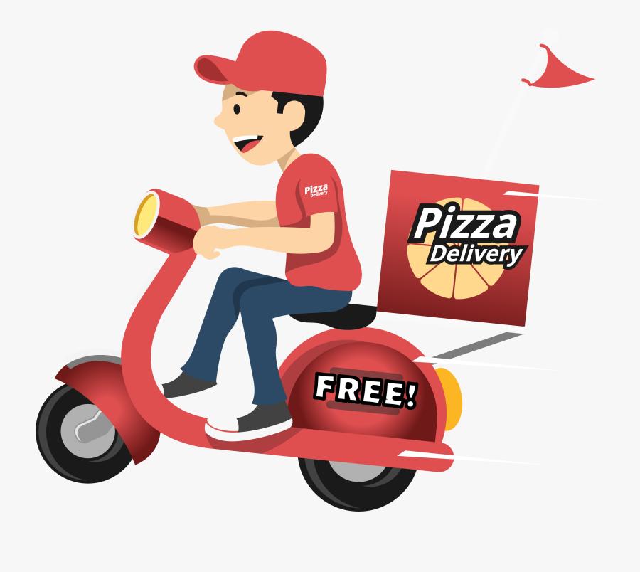 Castiglia S Italian And - Free Pizza Delivery Png, Transparent Clipart