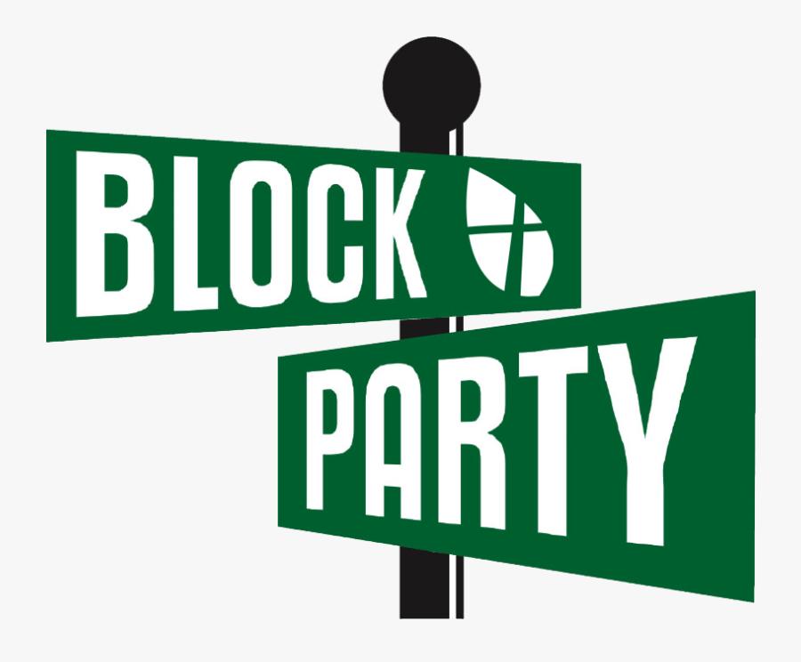 Street Party Block Party Clip Art, Transparent Clipart