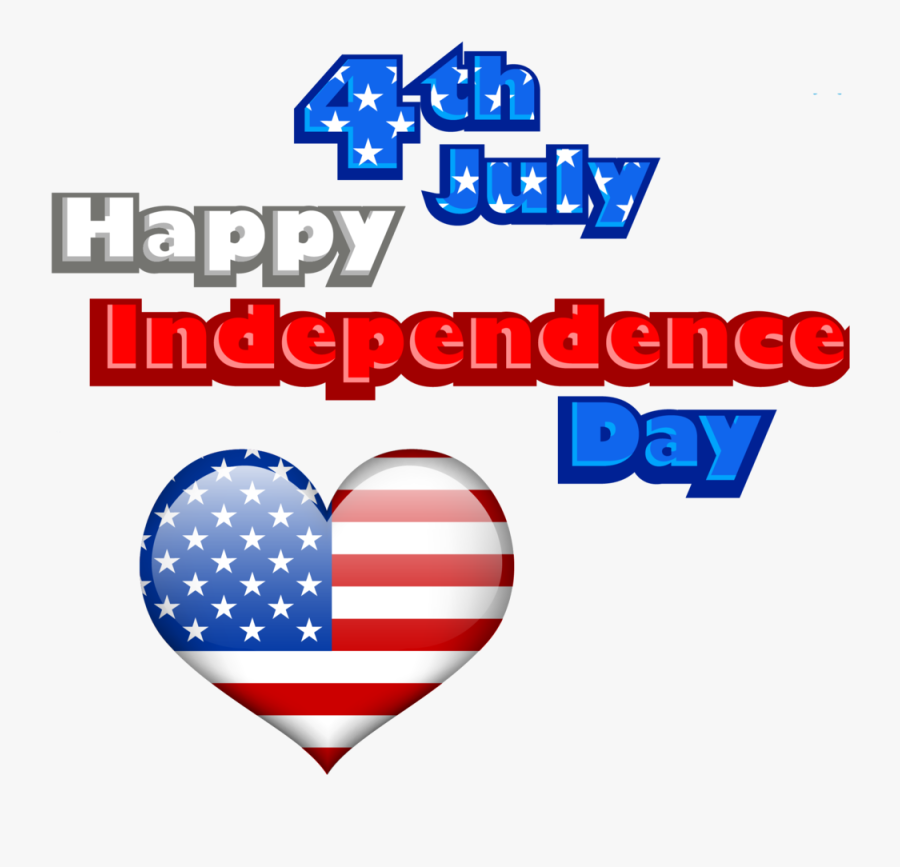 Happy 4th Of July Png - Flag Of The United States, Transparent Clipart