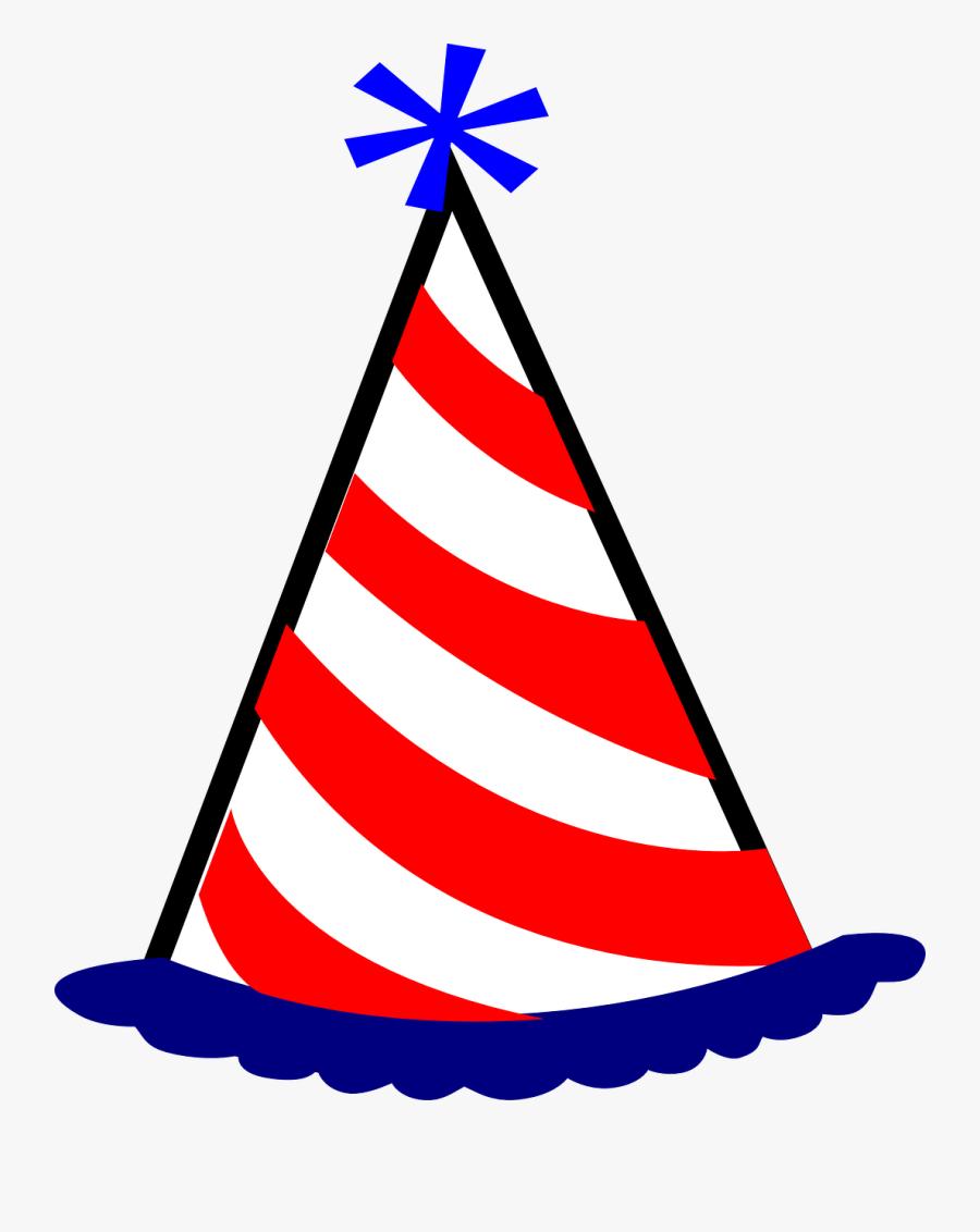 Party Clipart Cap - Clipart Party Hat Png, Transparent Clipart