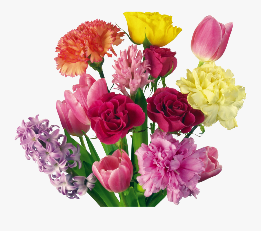 """Mother""""s Day Flower Bouquet Clip Art - Flowers Mothers Day Hd, Transparent Clipart"""