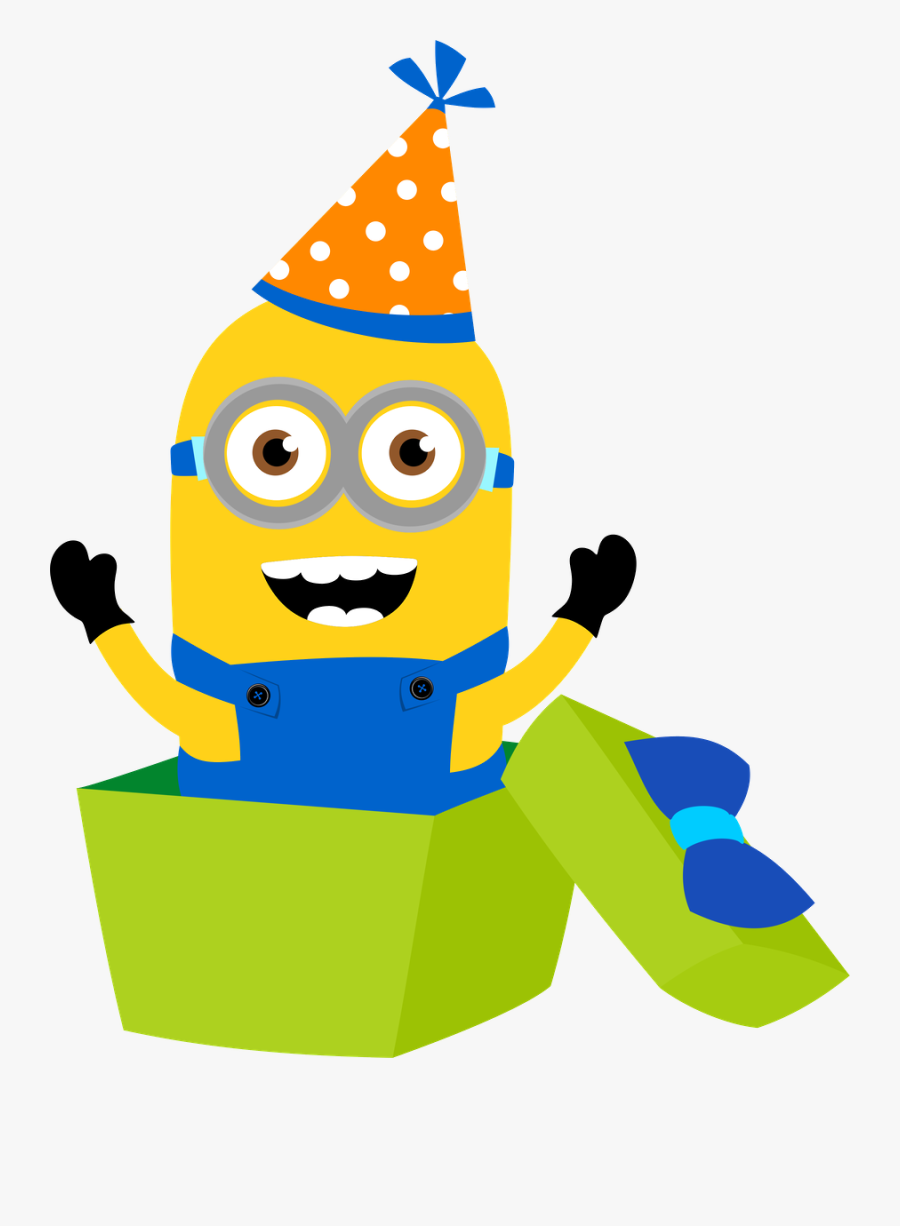 Clip Art Minions Party