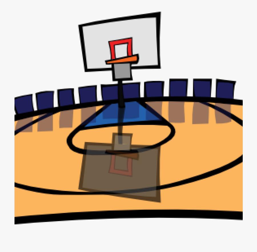 Court Clipart Court Clip Art At Clker Vector Clip Art - Basketball Sports Clip Art, Transparent Clipart