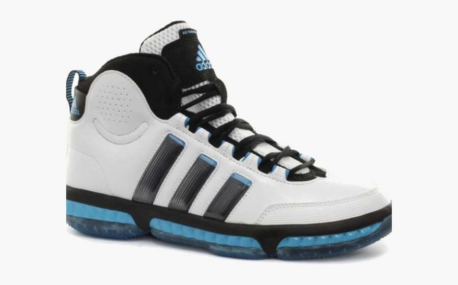 Adidas Shoes Clipart Basketball - Adidas Shoes Png Transparent, Transparent Clipart