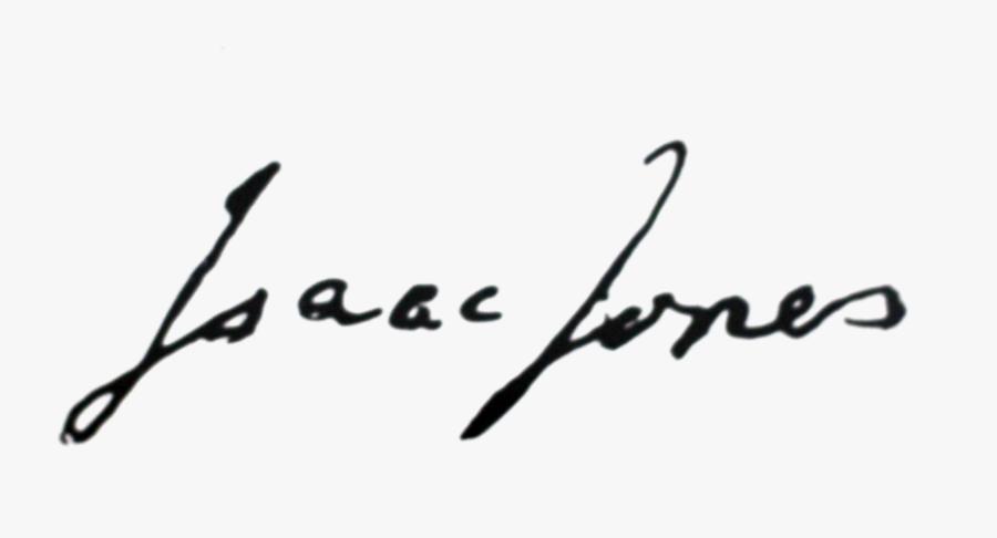 Signature - Calligraphy, Transparent Clipart
