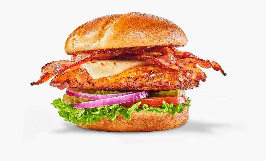 Buffalo Wild Wings Southern Chicken Sandwich, Transparent Clipart