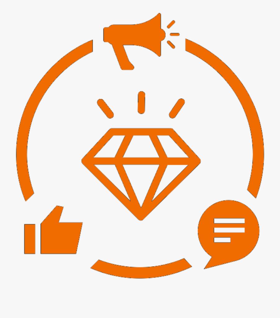 Transparent English Language Arts Clipart - Content Marketing Symbol, Transparent Clipart