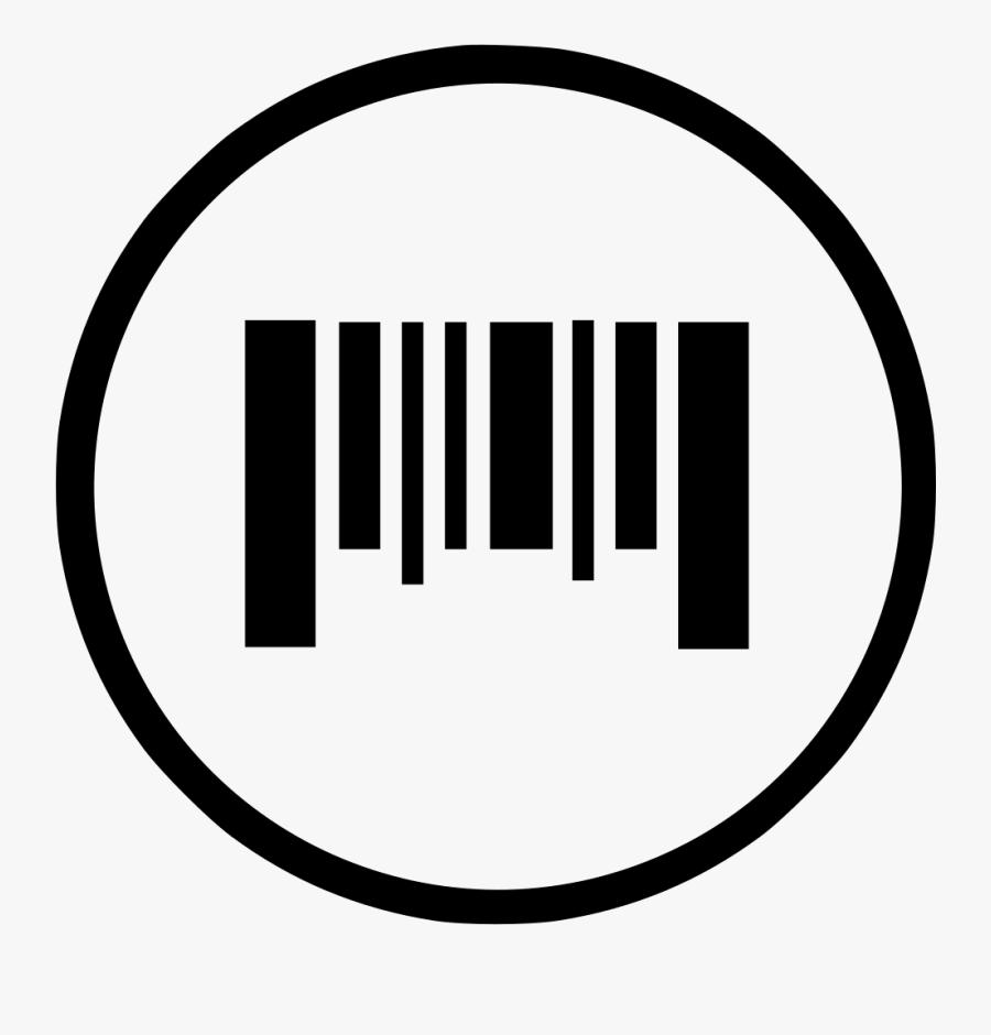 Transparent Bar Clipart - Product Coding Icon, Transparent Clipart