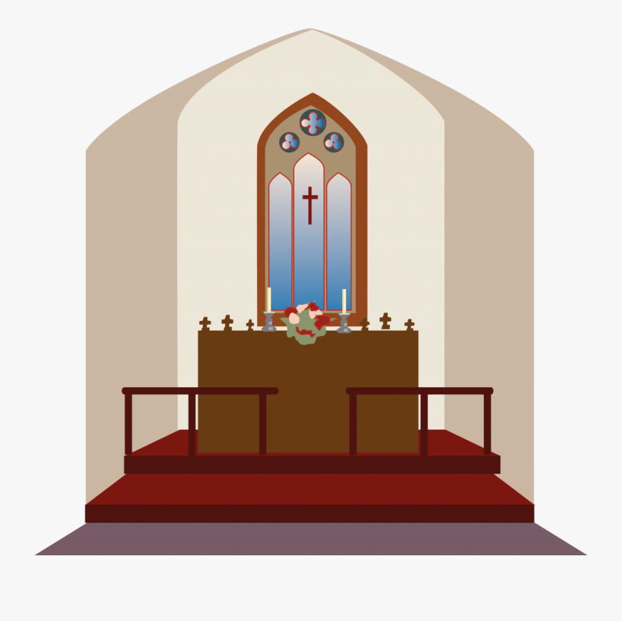Index Of /hp Wordpress/wp - Church Altar Clip Art, Transparent Clipart