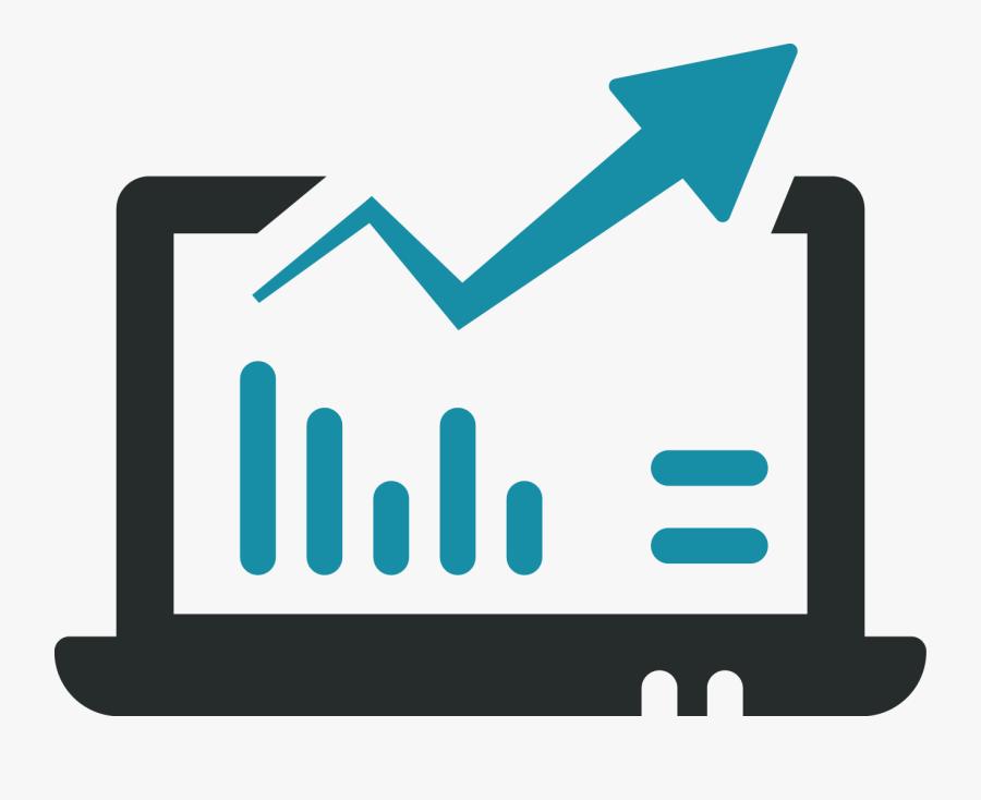 Clipart Data Analytics Icon, Transparent Clipart