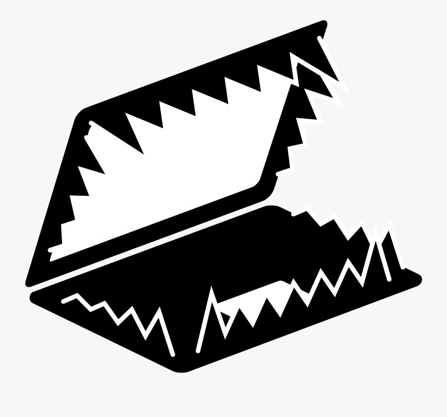 Computer Trap - Trap Icons Png, Transparent Clipart