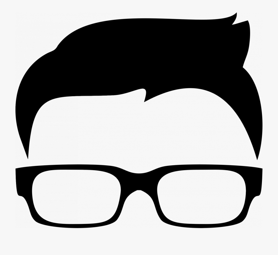 The Artificial Hipster - Eyeglasses Clipart Png, Transparent Clipart