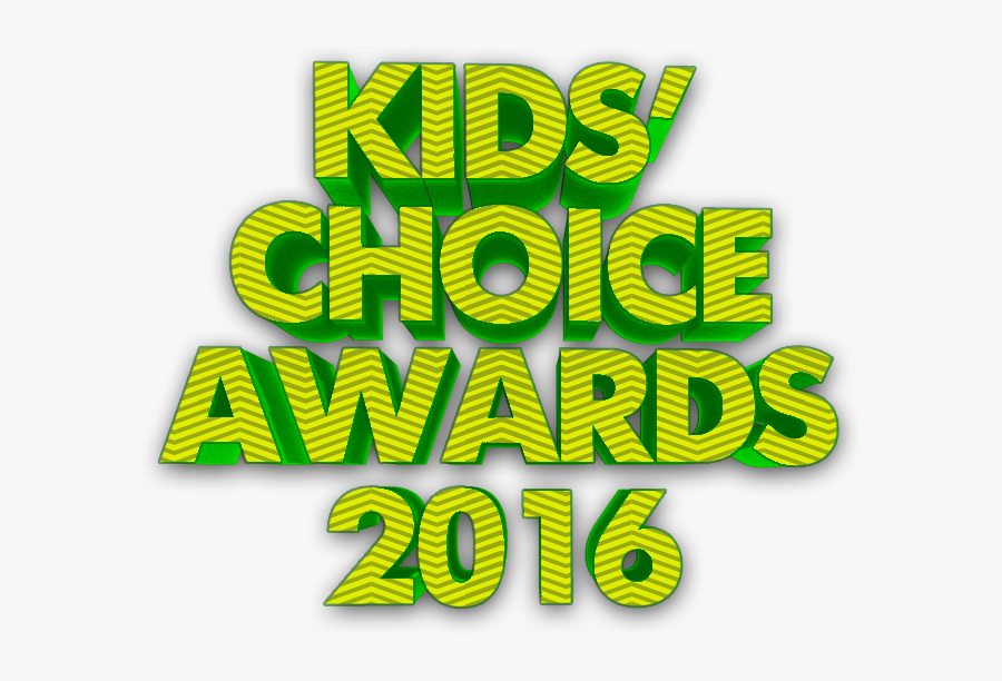 """Nickelodeon Russia And Cis Unveiled Nick""""s Kca - Nickelodeon Kids' Choice Awards, Transparent Clipart"""