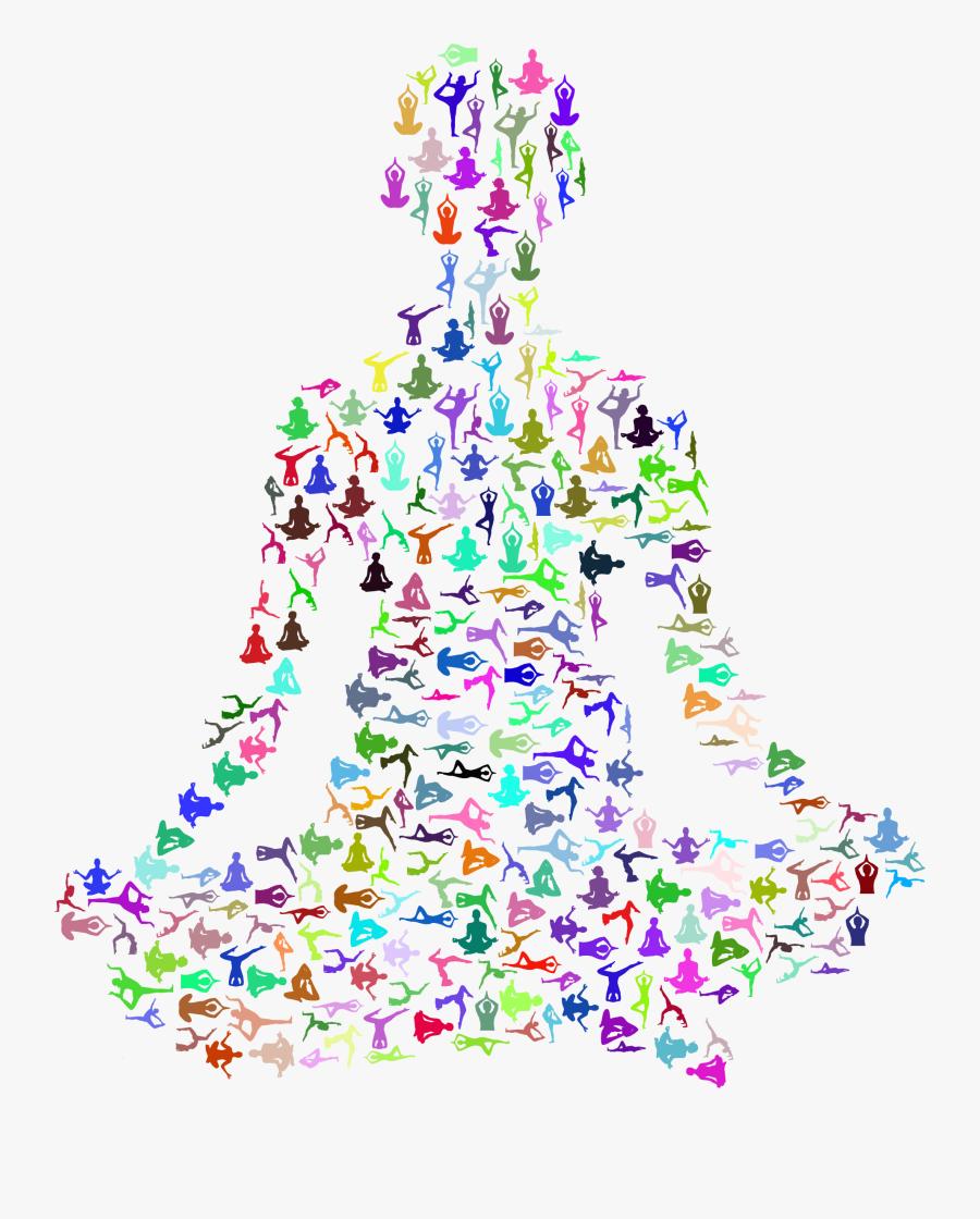 Fractal Art Christmas Clip Art