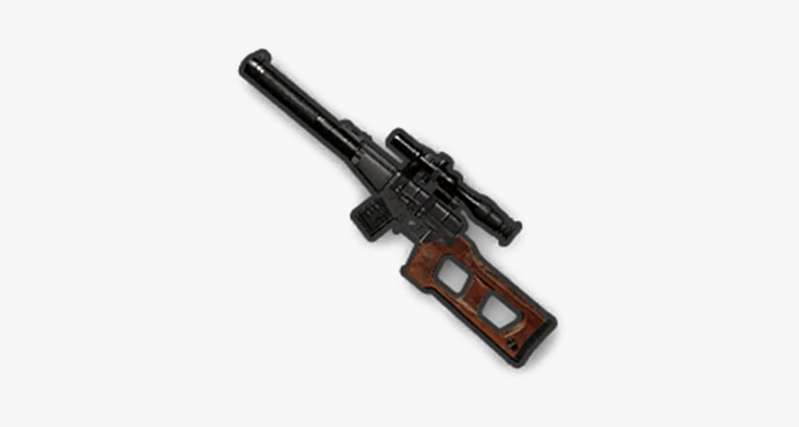 Gun Png Download - Sniper Rifles In Pubg, Transparent Clipart