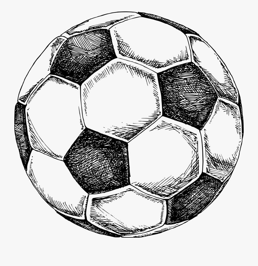 Football Drawing Illustration Pitch Hq Image Free Png Soccer Ball Drawing Png Free Transparent Clipart Clipartkey