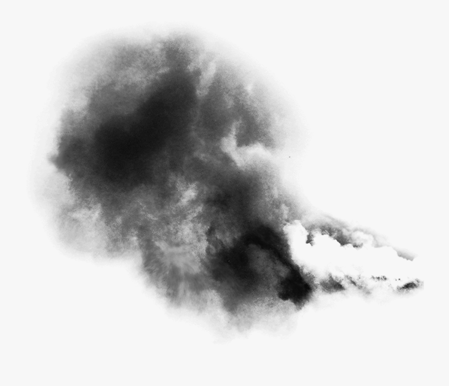 Smoke Dust Png Image Free Download Searchpng - Blast Smoke Effect Png, Transparent Clipart