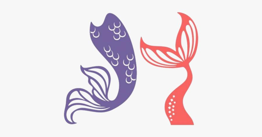 #mermaidtail #fishtail #tail #mermaid #siren #sirena - Mermaid Tail Svg Free, Transparent Clipart