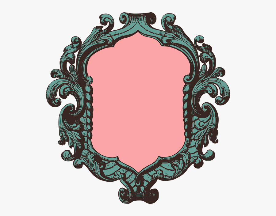 Gorgeous Royalty Free Images Vintage Frame Illustration - Royalty-free, Transparent Clipart
