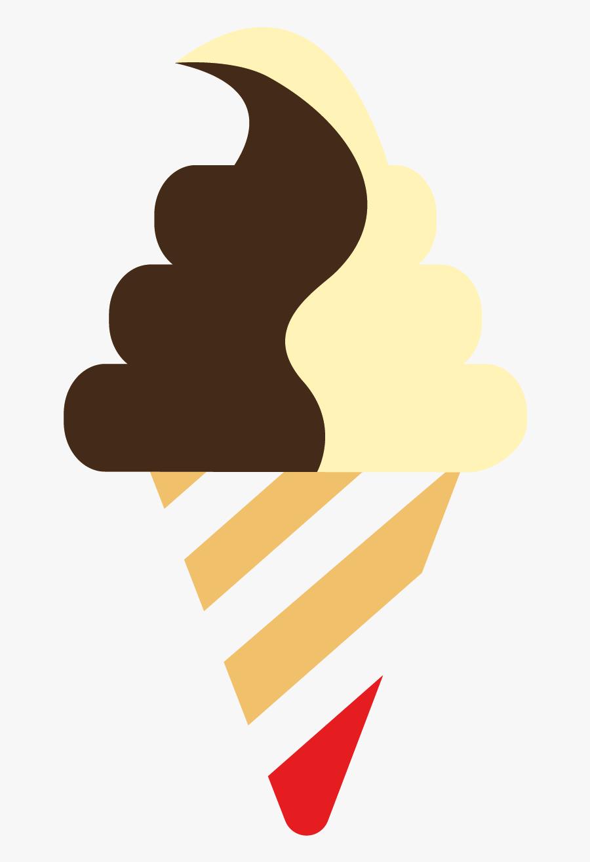 Chocolate And Vanilla Soles, Transparent Clipart