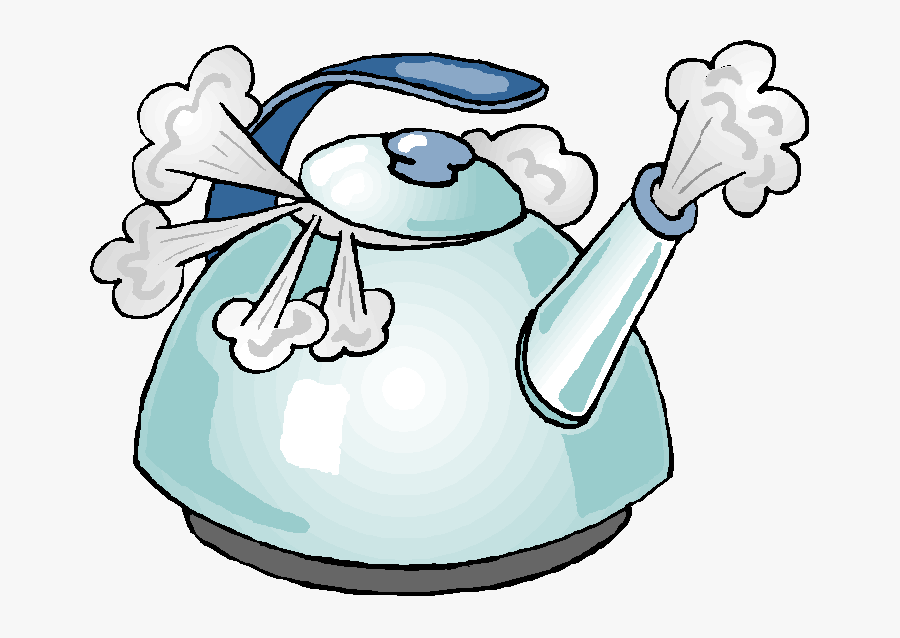 Test Taking Strategy Advice - Boiling Kettle Png, Transparent Clipart