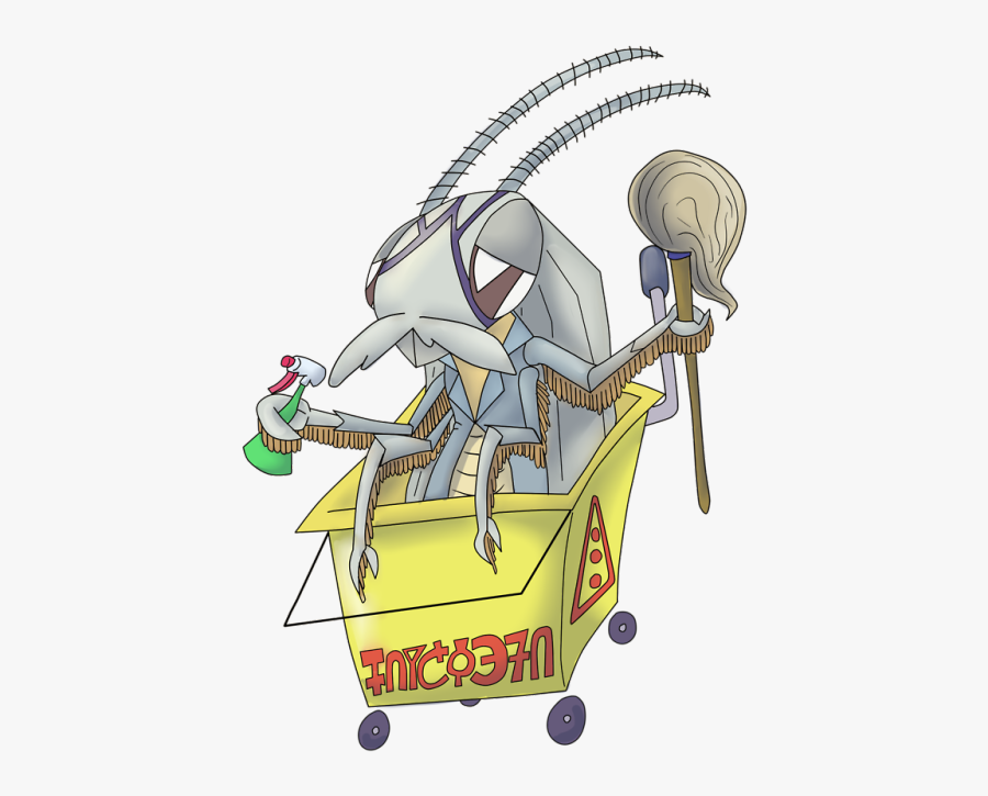 There Is No Miss - Shopping Cart, Transparent Clipart