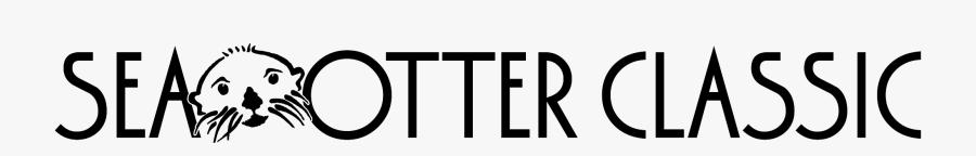 Sea Otter Classic, Transparent Clipart