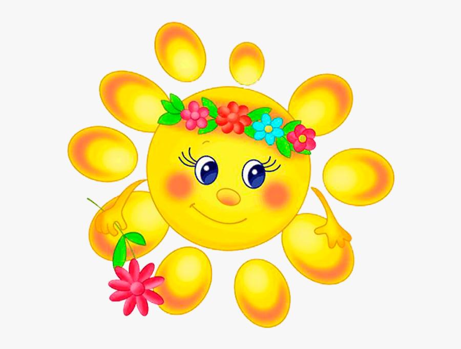 Buon Giovedì Con Il Sole, Transparent Clipart