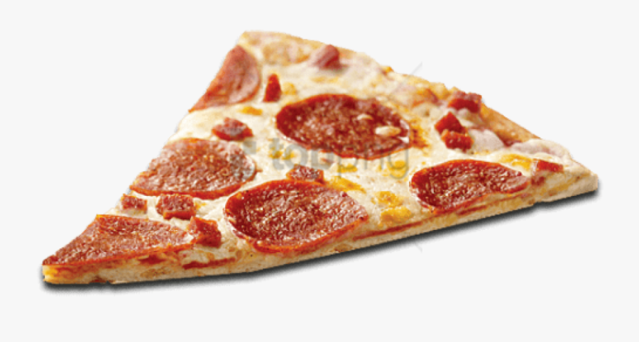 Pepperoni Pizza Slice Png - Pepperoni Pizza, Transparent Clipart