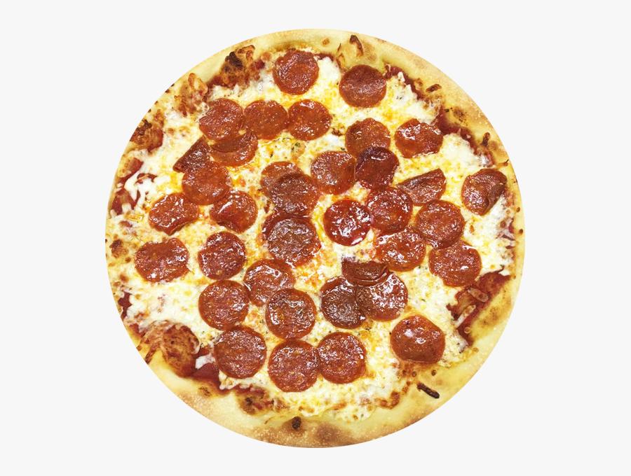 Clip Art Pepperoni Pizza Slice - California-style Pizza, Transparent Clipart