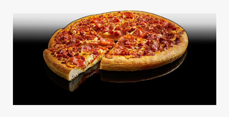 Pizza Hut Epic Pepperoni - Pizza Hut A New Classic The Epic Pepperoni, Transparent Clipart