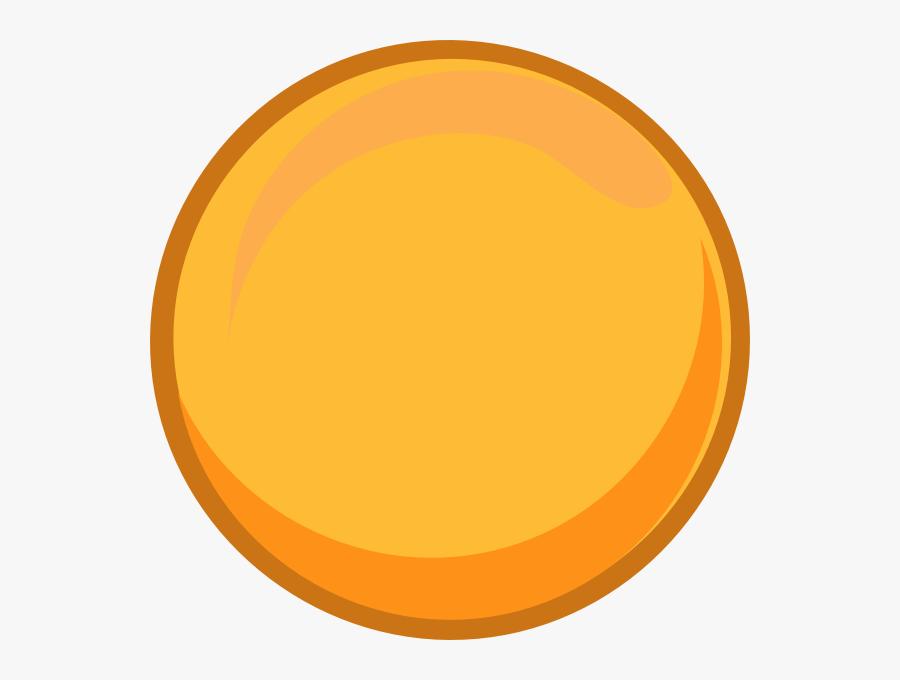 Circle Clipart Gold - Circle, Transparent Clipart
