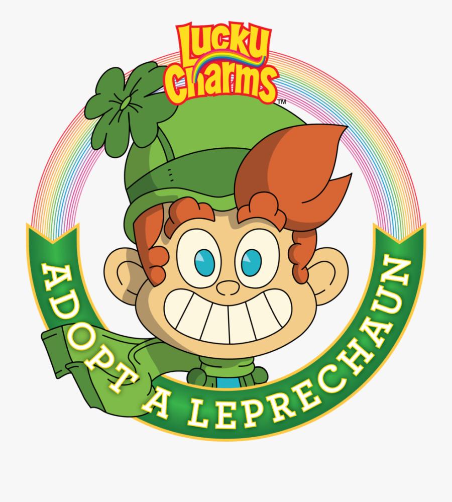 Lucky Charms Adopt A - Cartoon, Transparent Clipart
