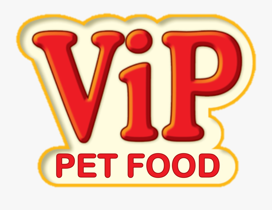 Vip Pet Food, Transparent Clipart