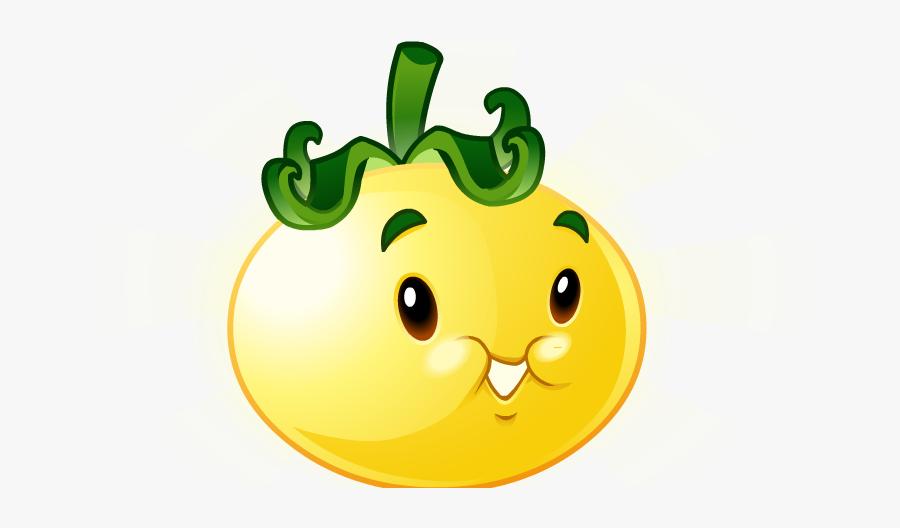 Solar Brightens Up Plants - Please Vs Zombies 2, Transparent Clipart