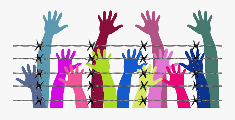 Human Behavior,symmetry,organ - Shrinking Space For Civil Society, Transparent Clipart