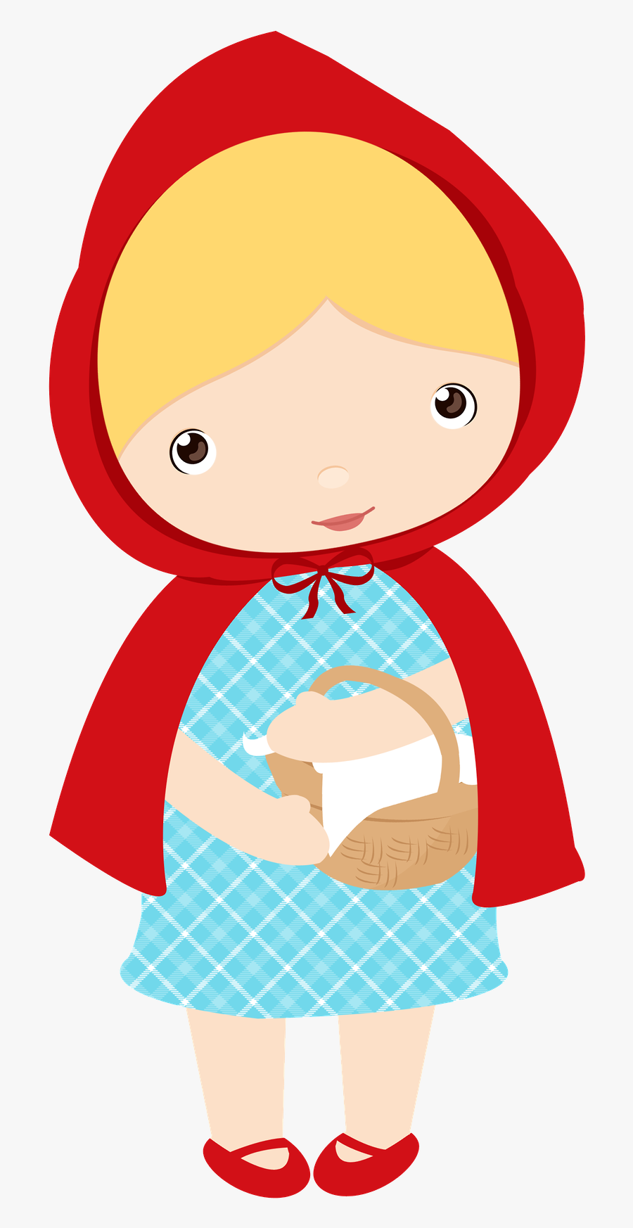 Minus Red Riding Hood, Little Red Ridding Hood, Silhouette - Little Red Riding Hood Transparent Background, Transparent Clipart