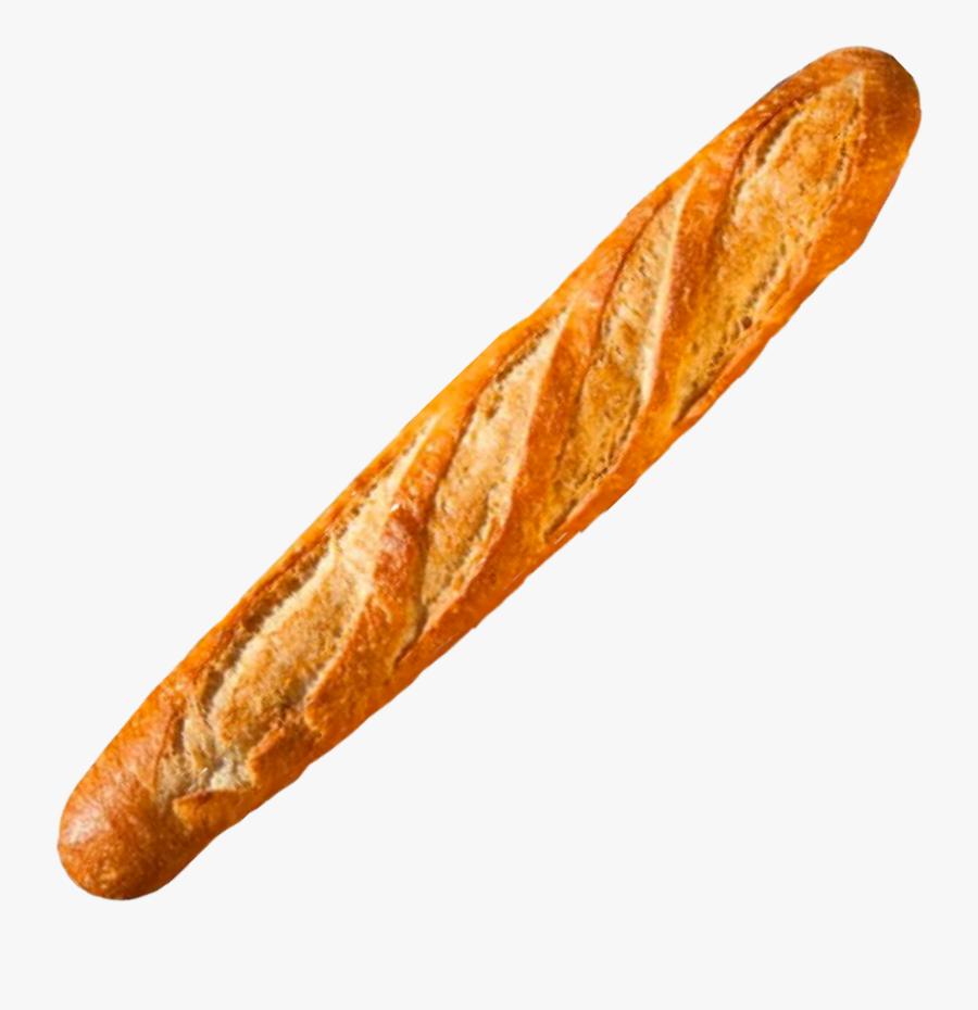 #baguette #bread #french #cutout #bakery #overlay #moodboard - Barra De Pan Png, Transparent Clipart