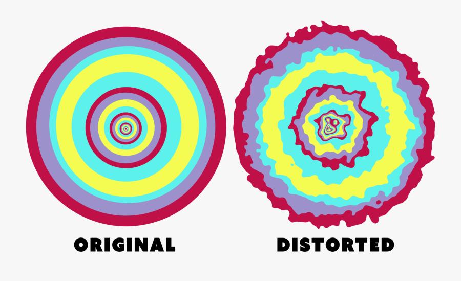 Portal Clipart Swirly - Circle, Transparent Clipart