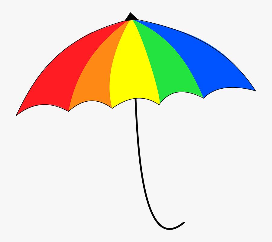 Newsletter Clipart 2nd Grade - Guarda Chuva Desenho Colorido, Transparent Clipart